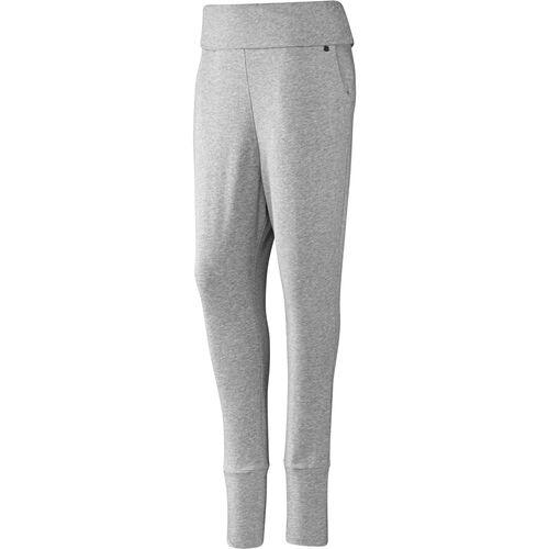 adidas - Women's NEO Slouchy Pants Medium Grey Heather / Medium Grey Heather F78822