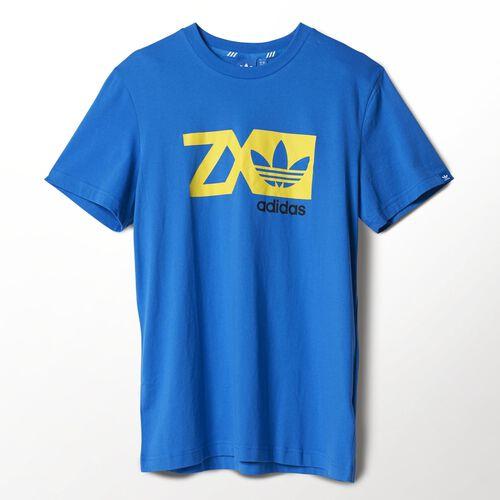 adidas - Men's ZX Tee Bluebird M69331