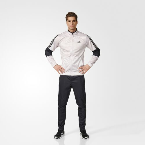 Men's Iconic All-Over-Print Track Suit Adidas