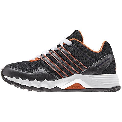 adidas - Enfants Adifaito Shoes Night Shade / Ray Orange / Night Metallic G96608
