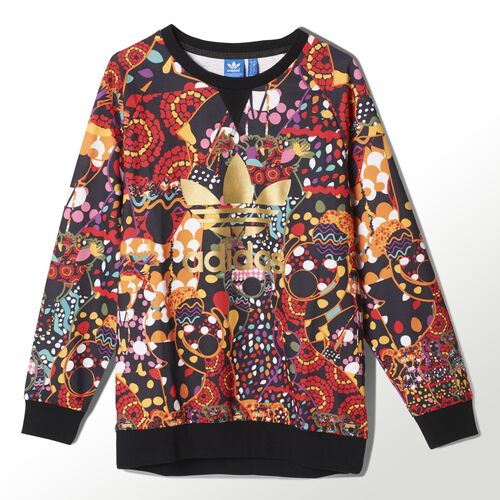 adidas - Femmes Maracatu Sweatshirt Multicolor M30783