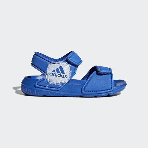 adidas - AltaSwim Sandals Blue  /  Running White Ftw  /  Running White Ftw BA9281