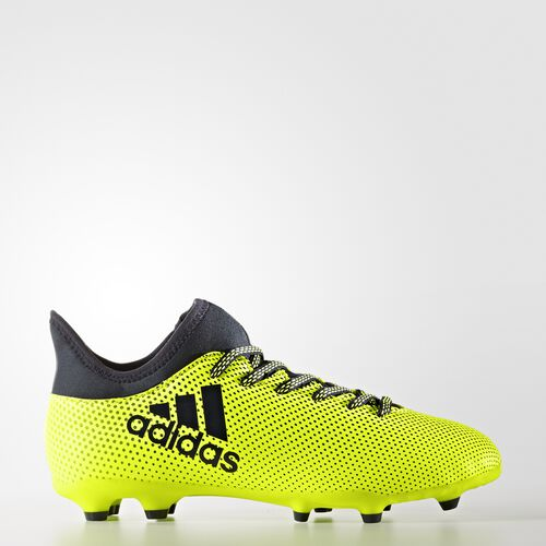 adidas - X 17.3 Firm Ground Cleats Solar Yellow  /  Legend Ink  /  Legend Ink S82369