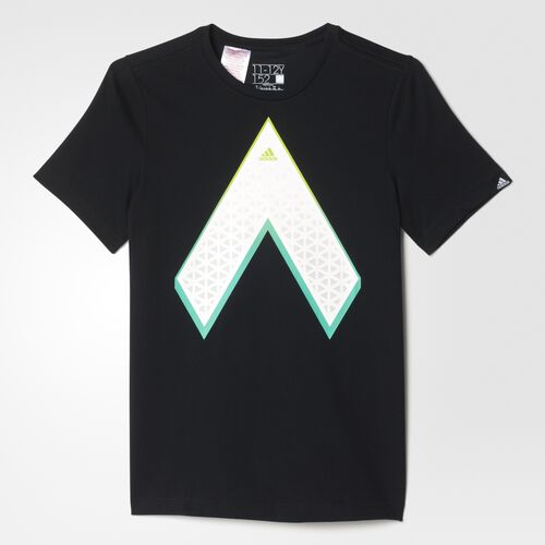 adidas - Kids Ace Logo Tee BLACK AI5687
