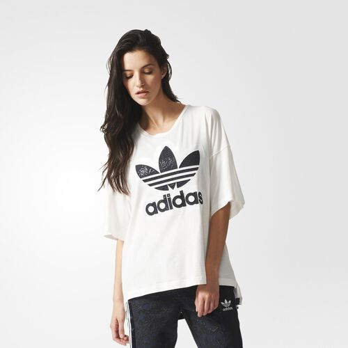 adidas - Femmes Moscow Couture Tee Core White AB2593