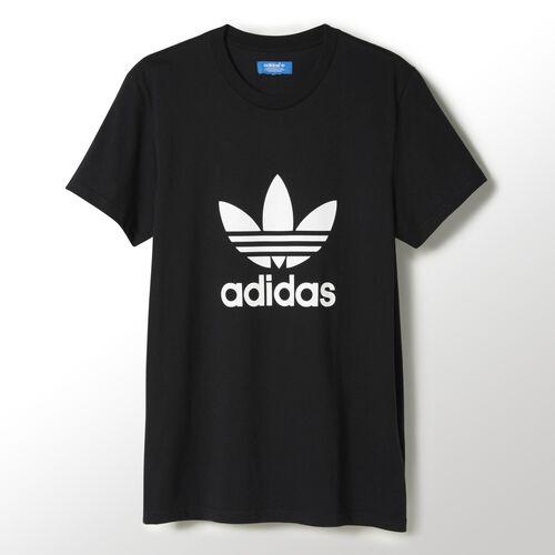 adidas - Hommes Trefoil Tee Black / White X41279