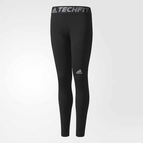 adidas - Youth Tech Fit Tight Black S93067