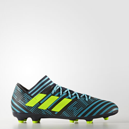 adidas - Nemeziz 17.3 Firm Ground Cleats Legend Ink  /  Electricity  /  Energy Blue S80601