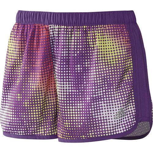 adidas - Femmes Marathon 10 ClimaChill Shorts Tribe Purple D85823