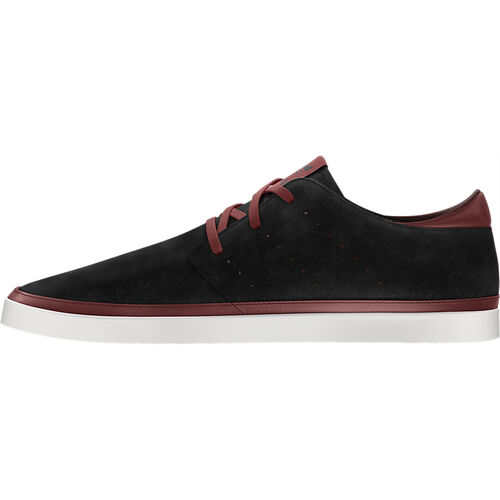 adidas - Hommes Chord Low Shoes Black / St Nomad Red / White Vapour D65259