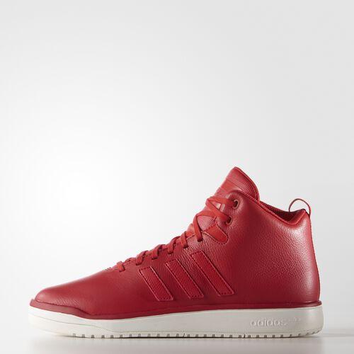 adidas - Hommes Veritas Shoes Tomato / Tomato / Chalk White AF6452