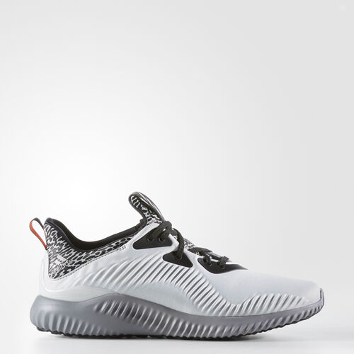 adidas - Hommes Alphabounce Shoes Clear Grey / Matte Silver / Clear Grey AQ8214