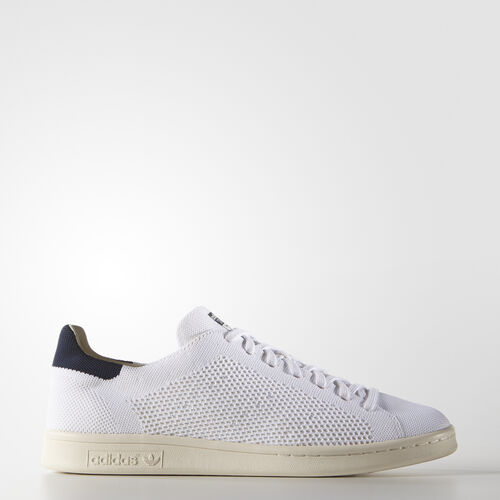 adidas - Men's Stan Smith OG Primeknit Shoes White/Chalk White S75148