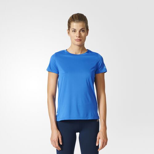 adidas - CORE CHILL TEE Blue BP6712