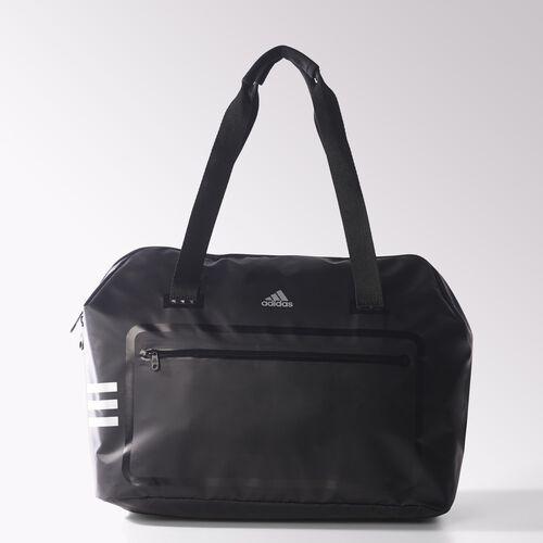 adidas - Women's Team Bag Small Black / Silver Met. / Silver Met. S22023