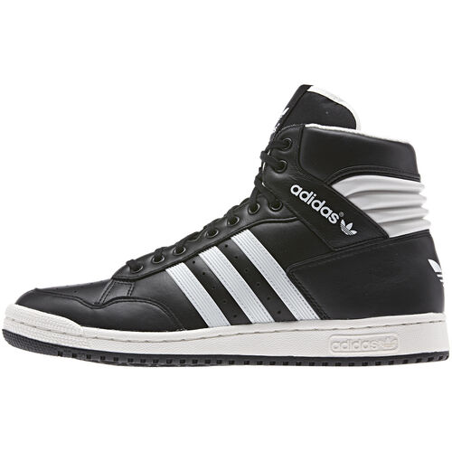 adidas - Men's Pro Conference Hi OG Shoes Black / Neo White / Legacy D65933