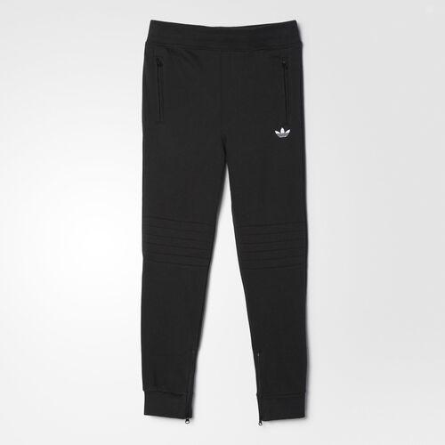 adidas - Enfants Fleece Track Pants Black/Midnight AB2090