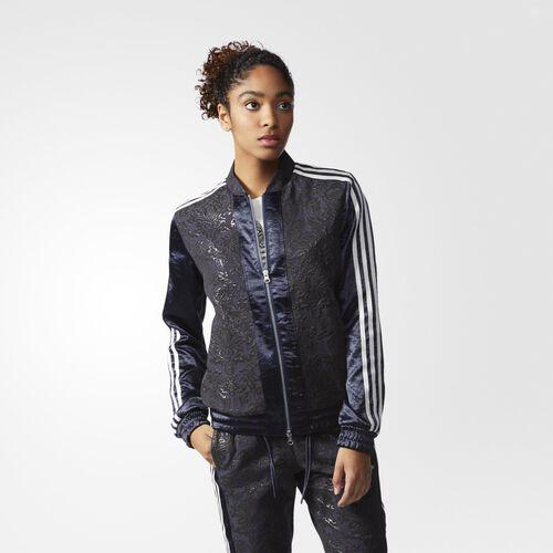 adidas - Femmes Moscow Superstar Track Jacket Legend Ink AB2609