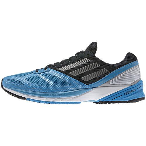 adidas - Men's Adizero Tempo 6 Shoes Solar Blue / Neo Iron Metallic / Night Shade G97972