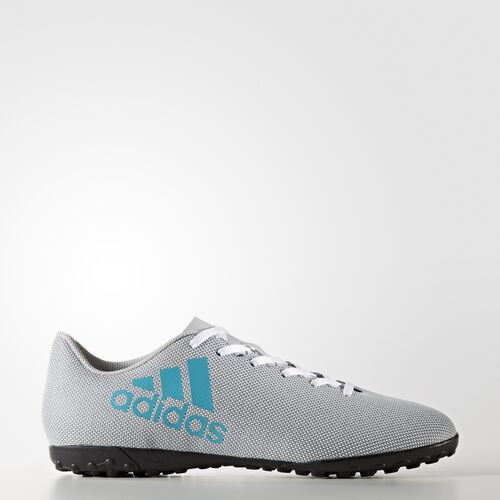 adidas - X 17.4 TF FTWR WHITE/ENERGY BLUE S17/CLEAR GREY S12 S82414