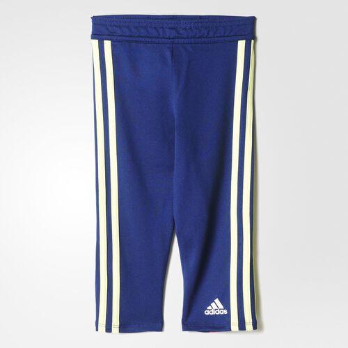 adidas - Enfants Gym Three-Quarter Tights Midnight Indigo AA8573