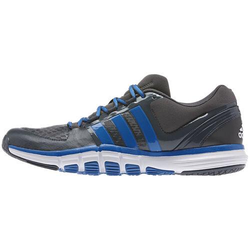 adidas - Men's CQ 270 Shoes Sharp Grey / Bahia Blue / Running White D67406