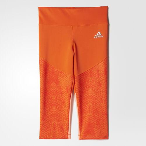 adidas - YG TF 3/4 TIGHT Energy Orange BK2925