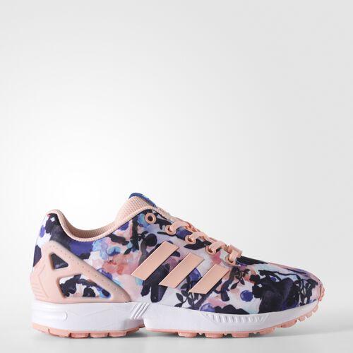 adidas - ZAPATILLAS ORIGINALS ZX FLUX NIÑOS Haze Coral /Haze Coral /Ftwr White BB2879