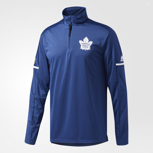 adidas - Maple Leafs Authentic Pro Jacket Blue CC8621