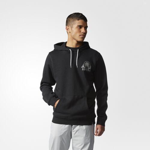 adidas - Men's Blackbird Paisley Hoodie BLACK S93438