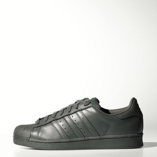 adidas - Men's Superstar Supercolor Shoes Urban Peak F12/Urban Peak F12/Urban Peak F12 S41823