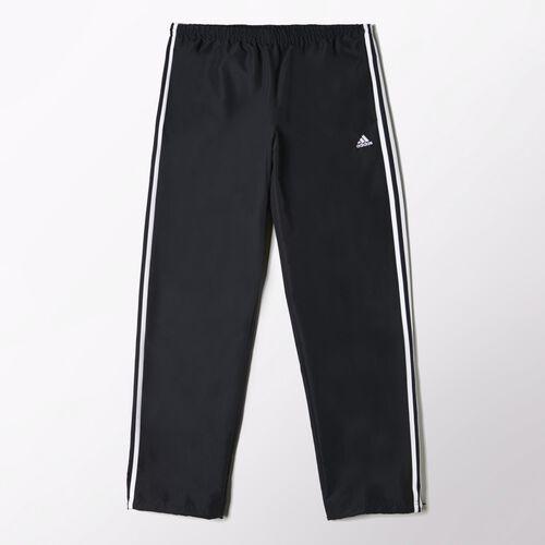 adidas - Hommes Essentials 3-Stripe Woven Pant Black / White X20044