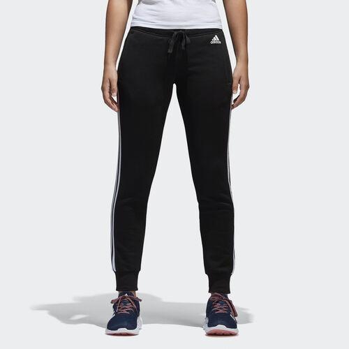 adidas - Pants Essentials 3 Rayas Black/White S97109