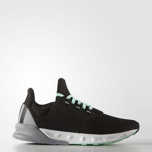 adidas - Women's Falcon Elite 5 Shoes CBLACK/CBLACK/GRNGLO AF6426