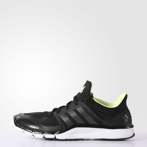 adidas - Femmes adipure 360.3 Shoes Black / Night Met. / Frozen Yellow S77594