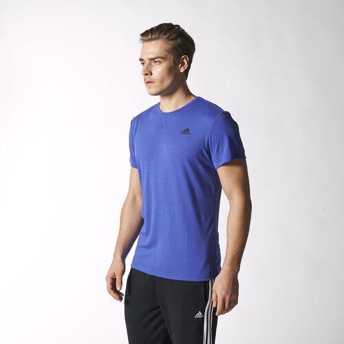 adidas - Men's Sport Essentials Tee Semi Night Flash / Black S12894