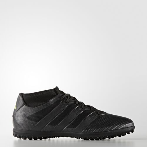 adidas - Hommes ACE 16.3 Primemesh Turf Boots Core Black/Core Black/Solar Yellow AQ4480