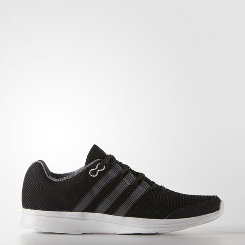adidas - Femmes Lite Runner Shoes CBLACK/CBLACK/VISGRE AF5305