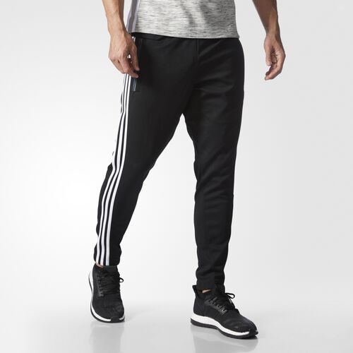 adidas - Hommes 3-Stripes Tiro Pants Black S94794