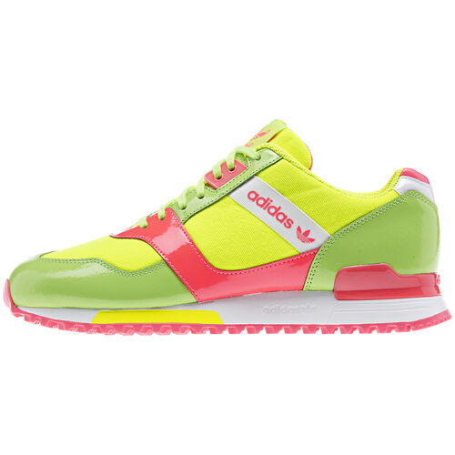 adidas - Women's ZX 700 Contemp Shoes Electricity / Running White / Red Zest D65406