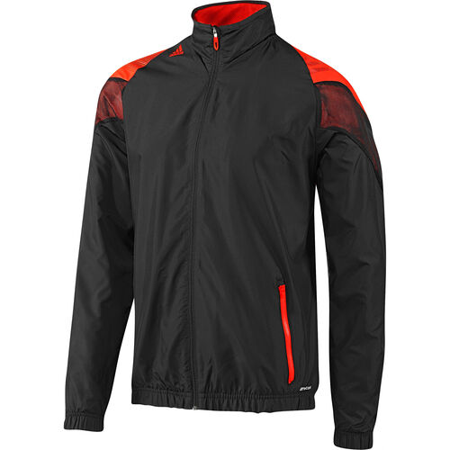 adidas - Men's F50 Woven Jacket Black / Infrared G72865