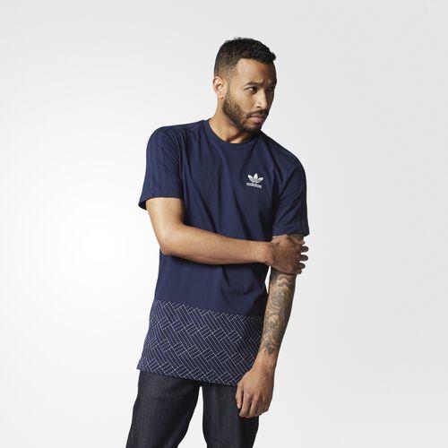 adidas - Hommes Budo Panel Tee NINDIG AZ6360