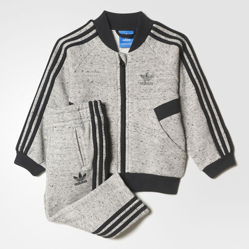 Infants Trefoil SST Track Suit Adidas
