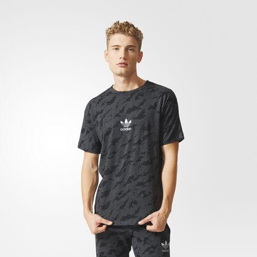 adidas - Hommes All-Over-Print Tee DGREYH AJ7903
