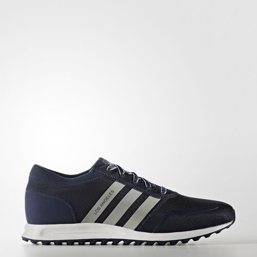 adidas - Men's Los Angeles Shoes Collegiate Navy/Silver Met./Grey S75990