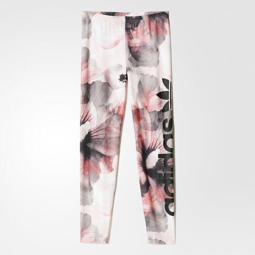 adidas - Enfants All-Over-Print Leggings Multicolor / Black AB2115