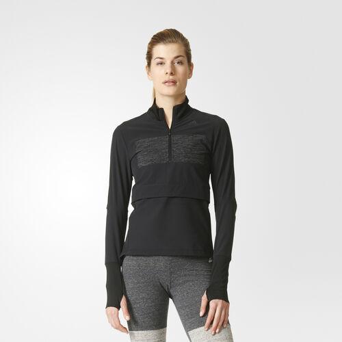adidas - Femmes Supernova Storm Sweatshirt BLACK S94416