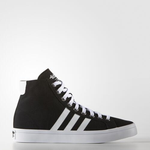 adidas - ZAPATILLAS ORIGINALS CourtVantage MID Core Black/White/Metallic Silver Solid S79303