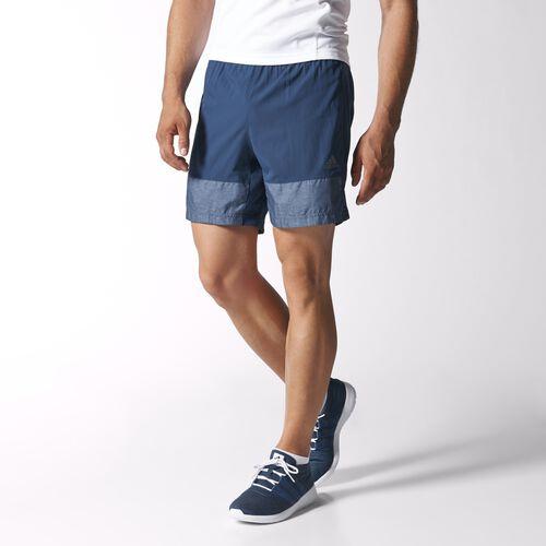adidas - Men's Supernova 7-Inch Shorts Rich Blue M62411