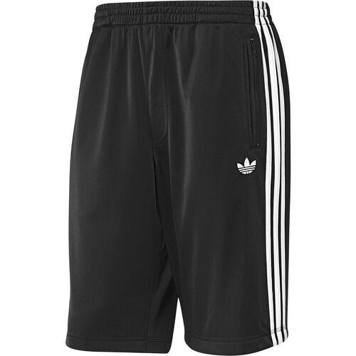 adidas - Hommes Firebird Shorts Black / White / White F77796